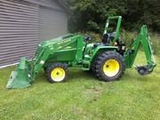2004 John Deere 4X4 Tractor